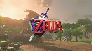 Download Zelda: BotW ″Life in the Ruins″ Trailer Music in Ocarina of Time Video