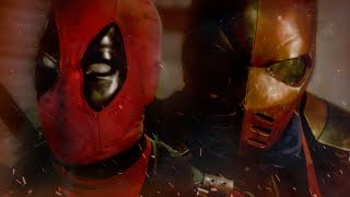 Download DEADPOOL vs DEATHSTROKE - Super Power Beat Down (Episode 24) Video