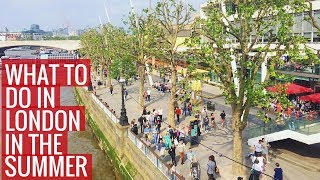 Download 10 Things to Do in London in the Summer Video