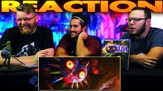 Download Legend of Zelda - Majora's Mask - Terrible Fate REACTION!! Video
