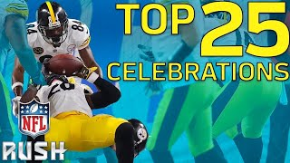 Download Top 25 Celebrations of the 2017 Season! | NFL Highlights Video