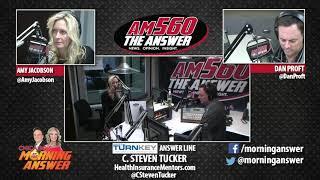 Download Chicago's Morning Answer - C. Steven Tucker - October 19, 2017 Video