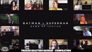 Download Batman v Superman: Dawn of Justice - 3 Trailers (Reactors' Compilation) Video