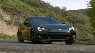 Download 2017 Subaru BRZ Limited with Performance Package (US spec) Video