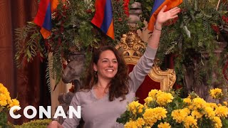 Download Sona Has Become Too Big A Star - CONAN on TBS Video
