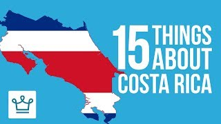 Download 15 Things You Didn't Know About Costa Rica Video