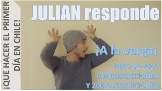 Download Julián Responde ¿Como emigrar de Venezuela a Chile? ¿Que hacer el primer día en santiago? Video