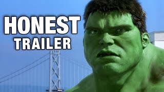 Download Honest Trailers - Hulk (2003) Video