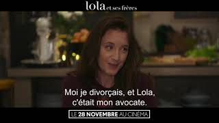 Download Lola & Her Brothers / Lola et ses frères (2018) - Trailer (French) Video