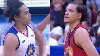 Download Things got a little testy between Terrence Romeo and Marcio Lassiter | PBA Commissioner's Cup 2018 Video