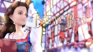 Download Unbox Daily: Beauty and the Beast Village Dress Belle & Enchanted Rose Scene - Doll Review - 4K Video