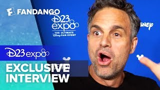 Download Avengers: Infinity War Trailer Reactions from the Cast | D23 Expo 2017 Video