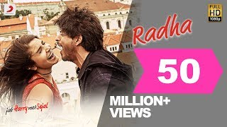 Download Radha – Jab Harry Met Sejal | Shah Rukh Khan | Anushka Sharma | Pritam | Imtiaz Ali| Latest Hit 2017 Video