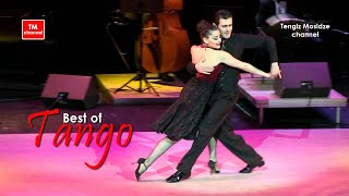Download Milonga ″Flor de Monserrat″. Fernando Gracia and Sol Cerquides with ″Solo Tango″ orchestra. Танго. Video