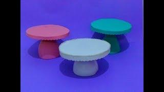 Download Suporte para doces feito com papelão & garrafa pet. Video