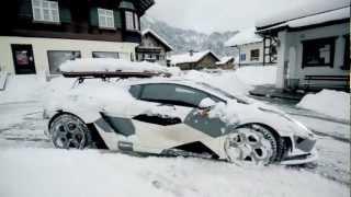 Download DMC Jon Olsson Gallardo Snow Transporter Video