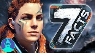 Download Horizon Zero Dawn: The Frozen Wilds - New Mechanical Beast +7 Facts YOU Should Know!!! Video