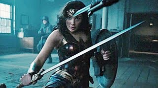 Download Wonder Woman - Exclusive Extended Fight Scene [HD] Video