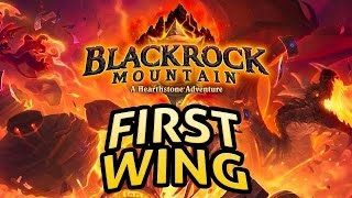 Download Hearthstone: Blackrock Mountain - First Wing Video
