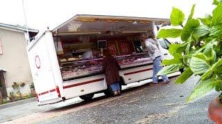 Download Rencontre : au bonheur du boucher charcutier ambulant Video