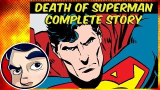 Download Death of Superman (1992 Doomsday VS Superman) - Complete Story Video