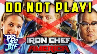 Download WORST Wii Game We've Played?! - Iron Chef America Video