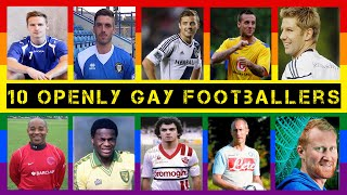 Download 10 Openly Gay Footballers in The History of World Football Video