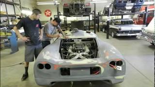 Download GTM Supercar - Factory Five Racing Video