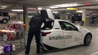 Download SOLO Goes Shopping - Electric Car Video