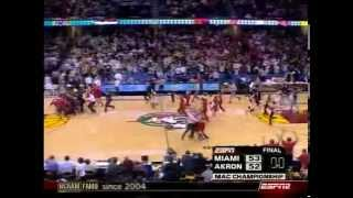Download 2007 MAC Championship - Miami vs Akron - Doug Penno Buzzer Beater Video