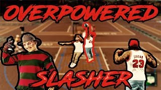 Download OMFG SLASHERS ARE OVERPOWERED !!! | NBA 2K17 MY PARK | SPEEDBOOSTING, CRAZY DUNKS | 6'5 POINT GUARD Video