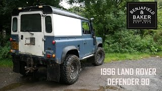 Download Daily drivers: Land Rover Defender 90 Video