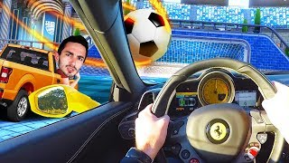 Download ROCKET LEAGUE VS REAL LIFE! (RC Rocket League Challenge) Video
