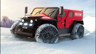 Download 10 BEST ALL-TERRAIN VEHICLES IN THE WORLD Video