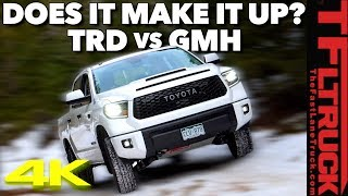 Download Kablooey? You Won't Believe What Happens Taking the 2019 Toyota Tundra TRD Pro Up Gold Mine Hill Video
