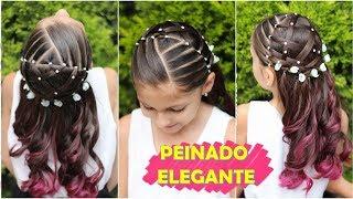 Download 💕 Peinado fácil, elegante y rápido para niñas / Peinados fáciles y rápidos WILVITA Video