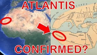 Download Ancient Map PROVES The Lost City of Atlantis is The Eye of The Sahara – Ancient Civilization Video
