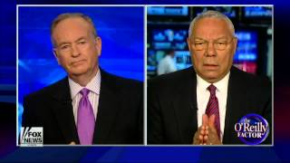 Download Colin Powell To Bill O'Reilly: 'Why Do You Only See Me As An African-American?' Video