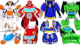 Download Robocar Poli! There are not enough rescue workers! Go! Transformers Rescue bots! - DuDuPopTOY Video