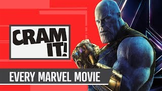 Download Every Marvel Movie Up To Infinity War - CRAM IT! (Avengers edition) Video