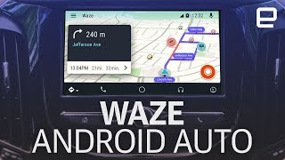 Download Waze for Android Auto | Hands-On Video