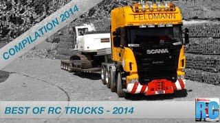 Download BEST OF RC TRUCK COMPILATION 2014 - funktionsmodellbau.ch | RC TRUCKS, WHEEL LOADER, EXCAVATOR Video
