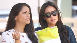 Download How Single Girls Discuss Relationships (ft. Shay Mitchell) Video
