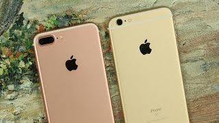 Download iPhone 7 Plus vs iPhone 6S Plus Full Comparison Video