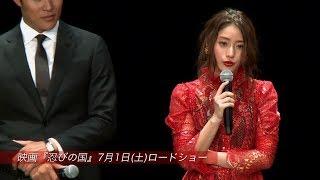 Download 【石原さとみ】映画『忍びの国』ジャパンプレミア舞台挨拶 Video