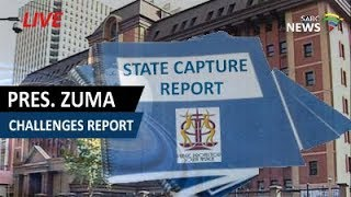 Download High Court hears Pres. Zuma's State of Capture report review application Video