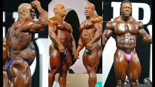 Download Bubble Guts Everywhere at the 2017 Olympia Video