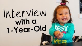 Download Interview with a One Year Old - Julianna from ItsJudysLife Video