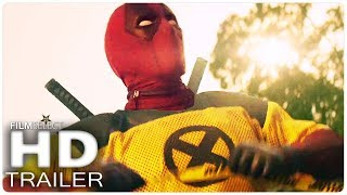 Download DEADPOOL 2 Trailer Oficial 3 Español (2018) Video