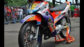 Download Motor Trend Modifikasi | Video Modifikasi Motor Yamaha Jupiter Z Road Race Terbaru Part 2 Video